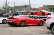 Rassemblement Neckbreakers Béthune - Ferrari F430 (2)