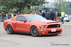 Rassemblement Neckbreakers Béthune - Ford Mustang (1)