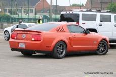 Rassemblement Neckbreakers Béthune - Ford Mustang (2)