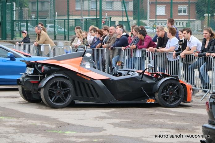 Rassemblement Neckbreakers Béthune - KTM XBow