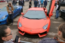 Rassemblement Neckbreakers Béthune - Lamborghini Aventador
