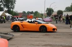 Rassemblement Neckbreakers Béthune - Lamborghini Gallardo Spyder (1)