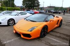 Rassemblement Neckbreakers Béthune - Lamborghini Gallardo Spyder (2)