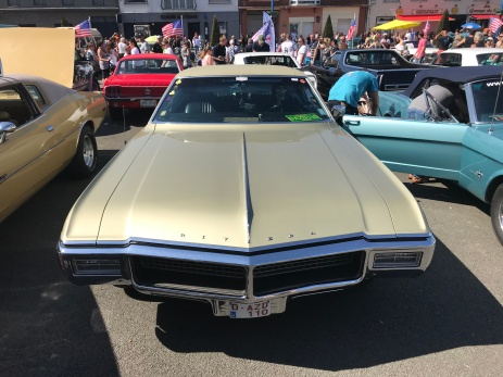 American car reunion Auchel (69)