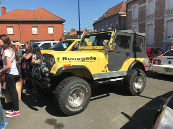 American car reunion Auchel (71)